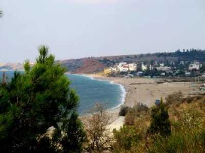 Недвижимость на побережье Темного моря