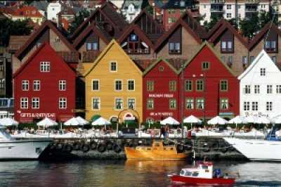 Цены на недвижимость в Норвегии
