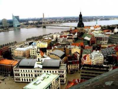 Цены на недвижимость в Латвии