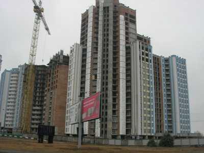 Рынок новостроек Киева: февраль 2012