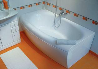 Как подобрать акриловую ванну