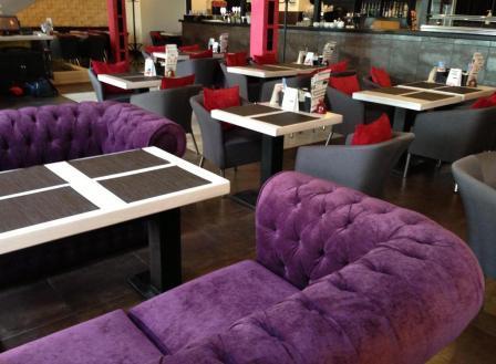 Где купить мебель для ресторана.