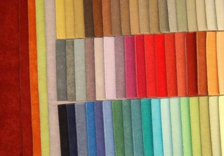 Как выбрать материал для обивки мебели?