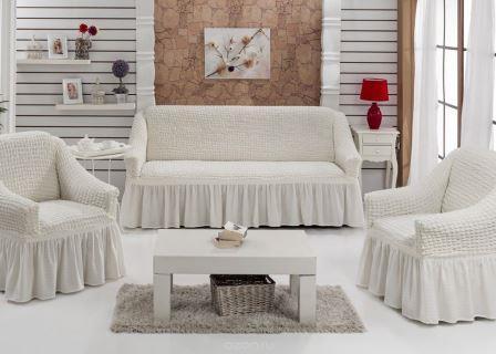 Выбор чехлов на мягкую мебель: советы от дизайнеров
